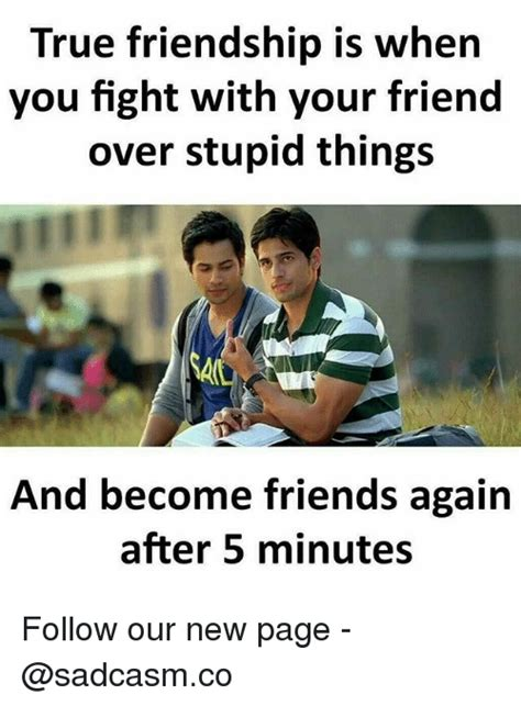 Things Become New Again by 25 Best Memes About True Friendship True Friendship Memes