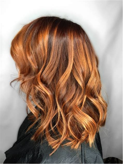 copper brown hair on pinterest color melting hair blonde hair exte 166 best short hair auburn with highlights images on