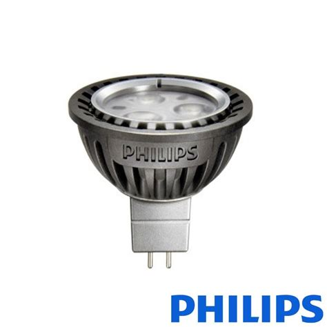 Philips Led Bulb 4w philips master led spot lv 4w gu5 3 mr16 12v 3000k 24d 898248 led light bulb diffusione luce srl
