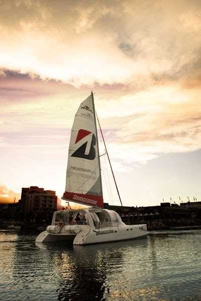 catamaran waterfront ameera sailing catamaran
