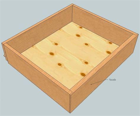fabriquer tiroir etabli forum association les copeaux modif de mon atelier