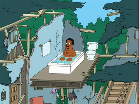 cleveland s bathtub gag family guy wiki