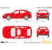 The Blueprintscom  Vector Drawing SEAT Leon