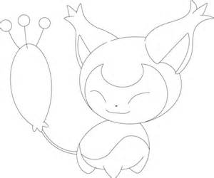 pokemon coloring pages skitty skitty coloring page free printable coloring pages