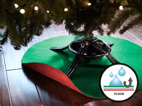 protect hardwood floors during the holidays