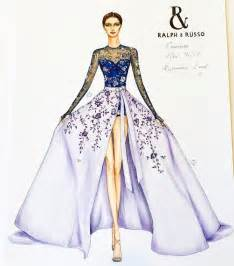 Stylish Design Best 20 Fashion Illustration Dresses Ideas On