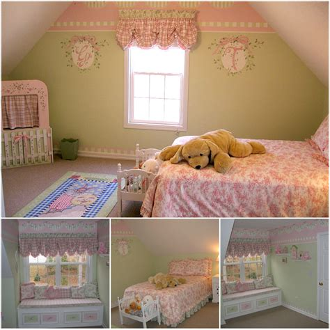 pink and green room real rooms gift closet
