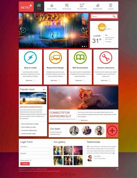 joomla template styles 86 best joomla templates images on pinterest joomla