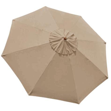 patio umbrella canopy replacement 9 ft patio market umbrella replacement canopy