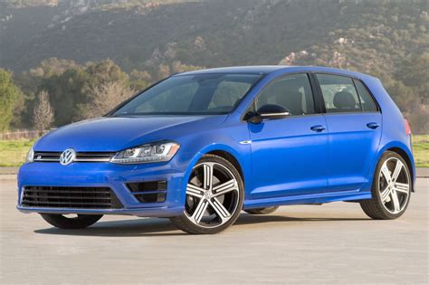 volkswagen hatchback 2015 volkswagen golf r base market value what s my car worth