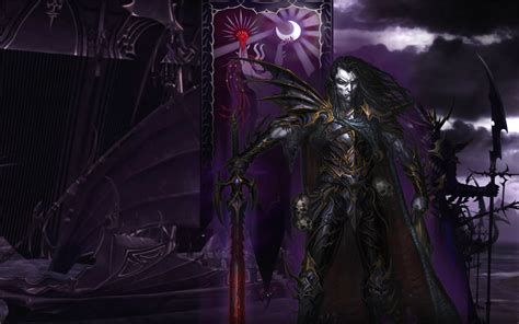 wallpaper dark elf dark elf prince full hd wallpaper and background