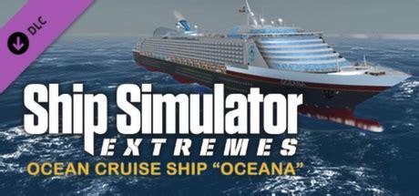 cruise boat simulator ship simulator extremes ocean cruise ship on steam