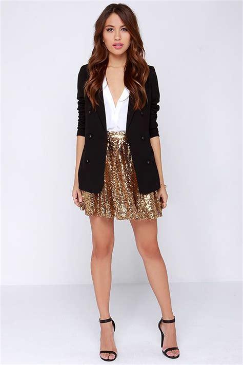 best skirt best 25 gold skirt ideas on gold skirt