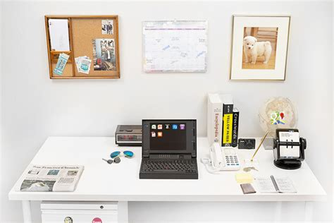 Evolved Office by Harvard Innovation Lab Visualizes The Evolution Of The Desk