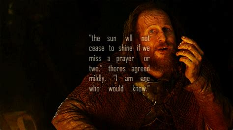 Who Is The Lord Of Light by Thoros Of Myr Of Thrones Fan 34466388 Fanpop