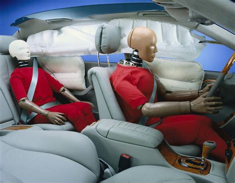 mercedes benz airbags celebrate their anniversary