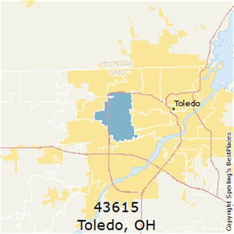 zip code map toledo ohio best places to live in toledo zip 43615 ohio