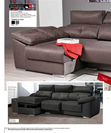 catalogo de sofas en conforama decorablog revista de decoraci 243 n