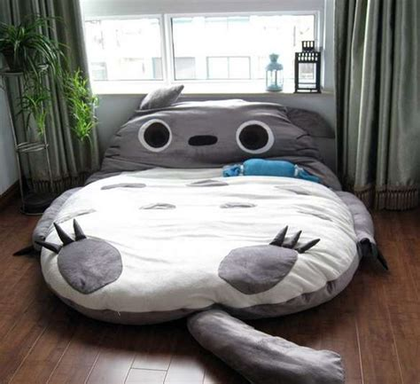 Giant Anime Character Beds My Neighbor Totoro Bed