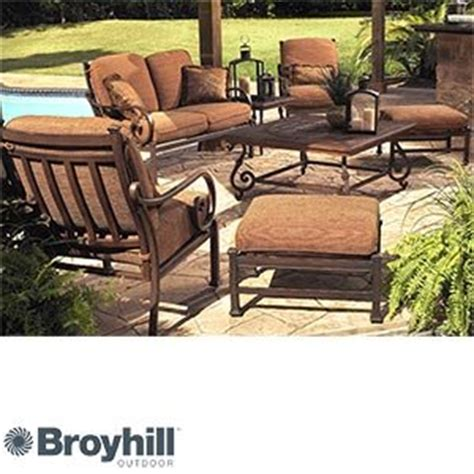 broyhill patio furniture velario 7 pc seating collection by