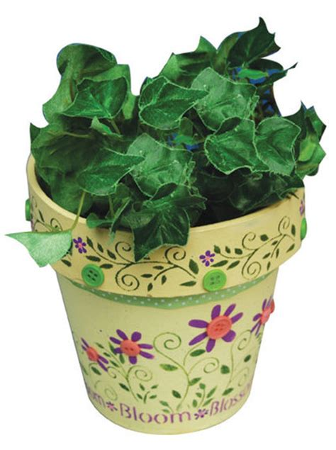 flower pot crafts 38 flower pot crafts favecrafts