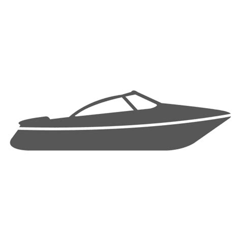 speed boat icon png racing speedboat icon transparent png svg vector