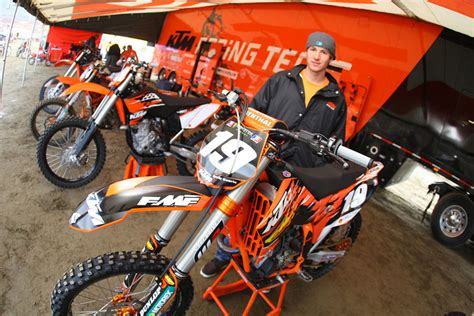 Searle Ktm Searle Ktm Ride Day Motocross Pictures Vital Mx