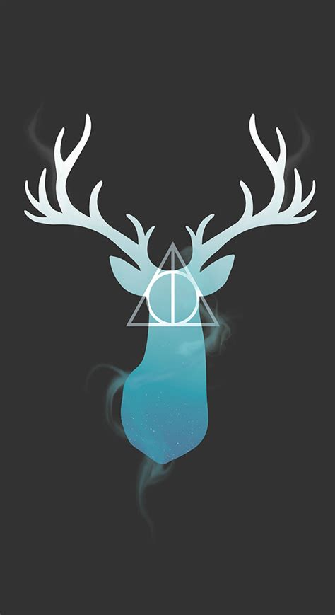 harry potter designs harry potter stag design on behance