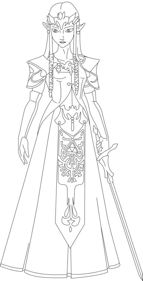 zelda coloring pages printable coloring pages zelda