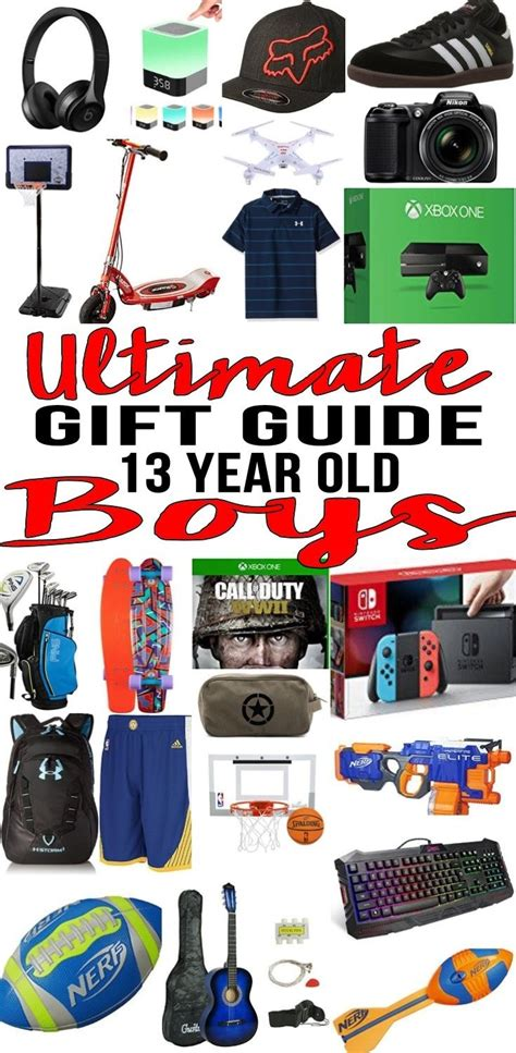 christmas gift ideas for 13 year old boy svoboda2 com