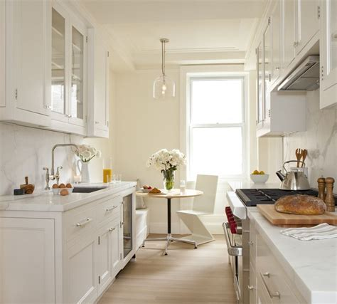 White Galley Kitchen Designs 17 Best Ideas About White Galley Kitchens On Pinterest White Kitchen Interior Galley Kitchens