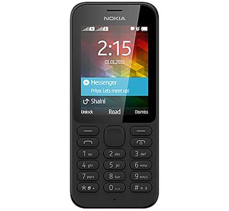 Microsoft Nokia 215 microsoft expanding feature phone range launched nokia 215 dual sim