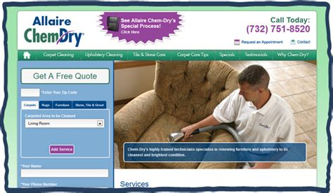 Carpet Cleaning Website Templates From Peak Studios Peak Studios Carpet Cleaning Website Template