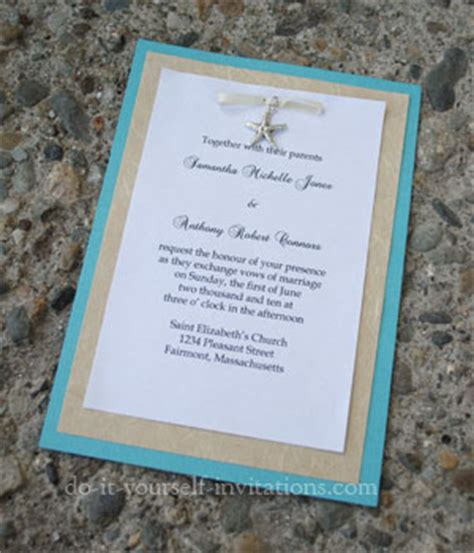 do it yourself themed wedding invitations theme wedding invitations