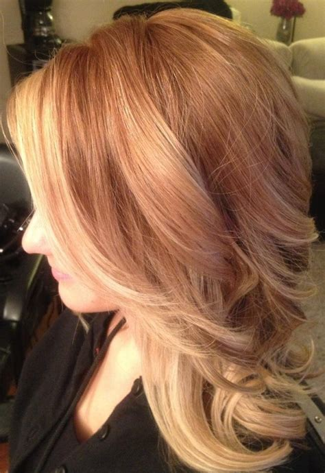 blonde and copper hairstyles 40 fresh copper blonde hair colour hairstyles hairstylo