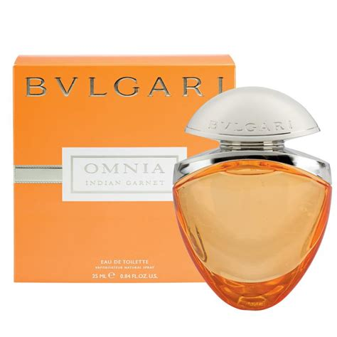 Parfum Bvlgari Omnia Indian Garnet buy bvlgari omnia indian garnet eau de toilette 25ml