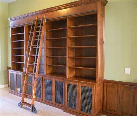 librerie classiche su misura librerie su misura falegnamerie