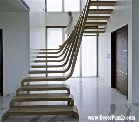 Modern Stairs Design Indoor April 2015