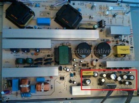 samsung tv capacitor repair cost lcd tv capacitor repair cost 28 images samsung ln40a530p1f lcd tv repair kit capacitors only