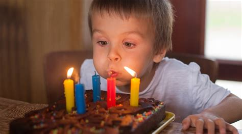 yikes blowing out birthday candles ups bacteria on cake