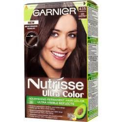 garnier nutrisse ultra color garnier nutrisse ultra colour 4 15 iced chestnut eleven se