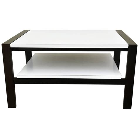 Pull Out Coffee Table Coffee Table With Pull Out Shelf By Keppel Green For Sale At 1stdibs