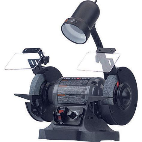 porter cable variable speed bench grinder porter cable product details for 6 in variable speed
