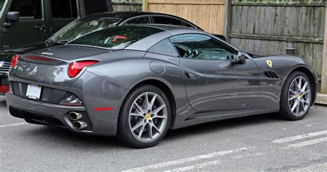 grey ferrari ferrari california t grey 2017 ototrends net