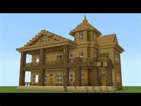 build a mansion best 25 minecraft wooden house ideas on pinterest