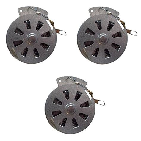 Mechanical Fisher Wire Trigger 3 mechanical fisher s yo yo fishing reels package of 3