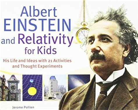 albert einstein biography for middle schoolers 15 cool science books for kids experiments and more