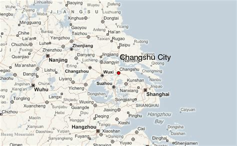 Find On By Name And City Changshu City Location Guide