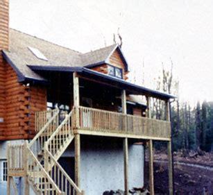 The Cape Shed Lantz Modular Log Homes | the cape shed lantz modular log homes