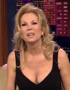 kathie gifford tonight show hd cleavage